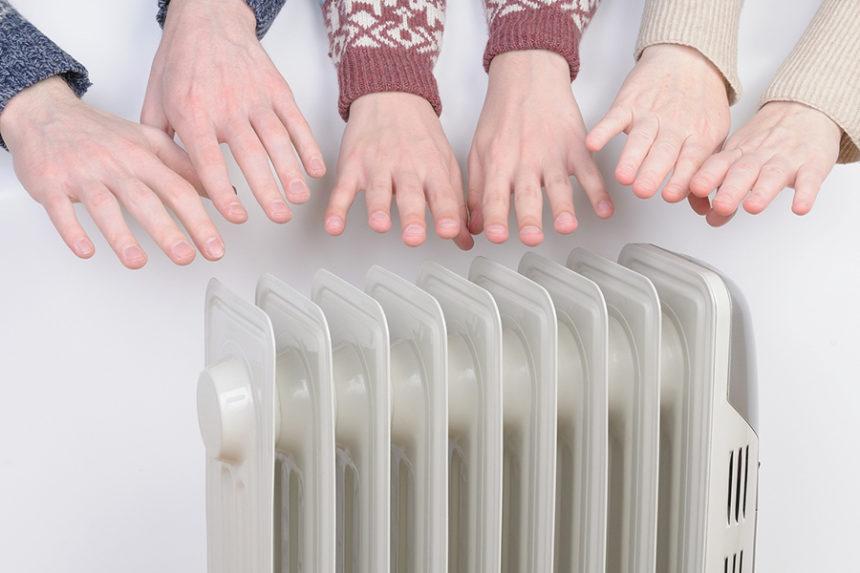 Що робити, якщо у квартирі прохолодно